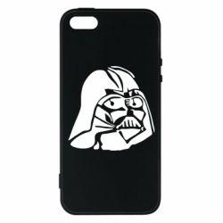 Чехол для iPhone SE Darth Vader