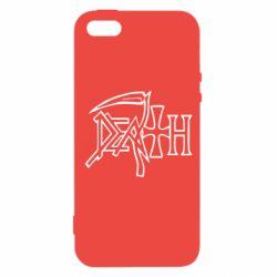 Чохол для iPhone SE death