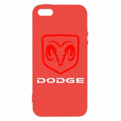 Чехол для iPhone SE DODGE