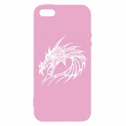 Чехол для iPhone SE Dragon