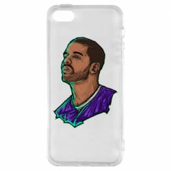 Чохол для iPhone SE Drake