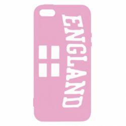Чохол для iPhone SE England