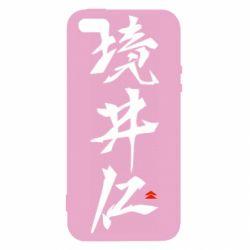 Чохол для iPhone SE Ghost Of Tsushima Hieroglyphs