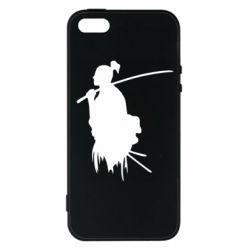 Чохол для iPhone SE Ghost Of Tsushima Silhouette