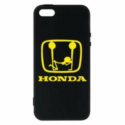 Чохол для iPhone SE Honda