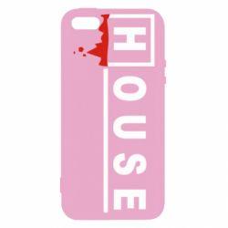 Чохол для iPhone SE House