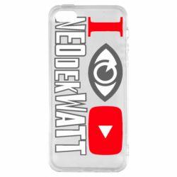 Чохол для iPhone SE I Watch NEOdekWATT