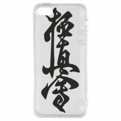 Чохол для iPhone SE Ієрогліф
