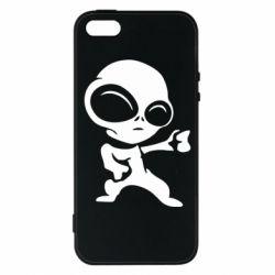 Чохол для iPhone SE Інопланетянин