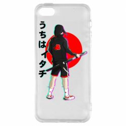 Чохол для iPhone SE Itachi in modern clothes