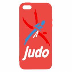 Чохол для iPhone SE Judo Logo
