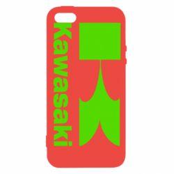 Чехол для iPhone SE Kawasaki
