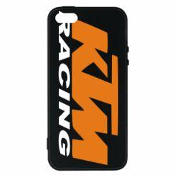 Чохол для iPhone SE KTM Racing