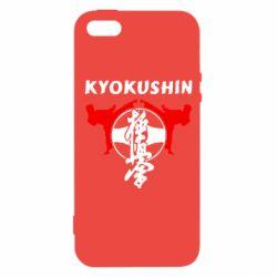 Чехол для iPhone SE Kyokushin