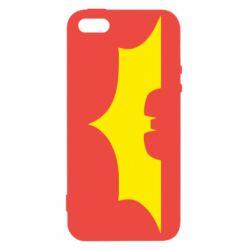 Чохол для iPhone SE кажан