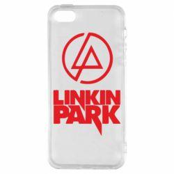 Чохол для iPhone SE Linkin Park