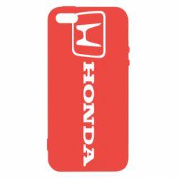 Чохол для iPhone SE Логотип Honda