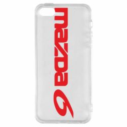 Чохол для iPhone SE Mazda 6
