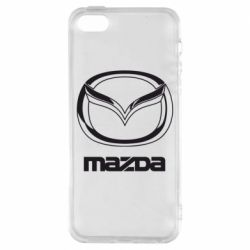 Чехол для iPhone SE Mazda Small