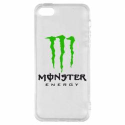 Чохол для iPhone SE Monster Energy Classic