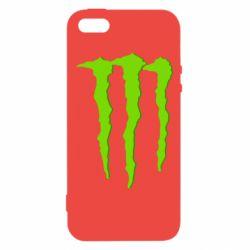 Чохол для iPhone SE Monster Lines