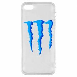 Чохол для iPhone SE Monster Stripes