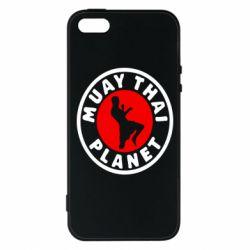 Чохол для iPhone SE Muay Thai Planet