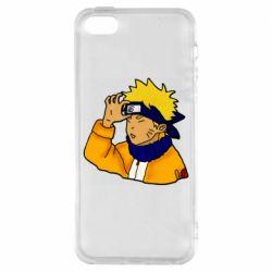 Чохол для iPhone SE Narutooo