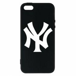 Чохол для iPhone SE New York yankees