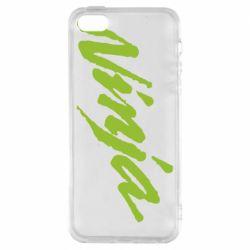 Чехол для iPhone SE Ninja