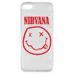 Чехол для iPhone SE Nirvana (Нирвана)