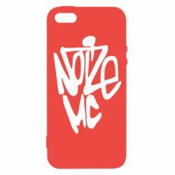 Чехол для iPhone SE Noize MC