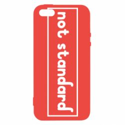 Чохол для iPhone SE Not standard