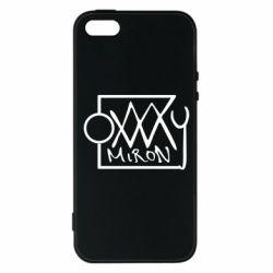 Чехол для iPhone SE OXXXY Miron