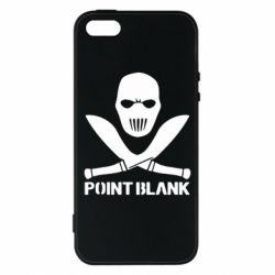 Чехол для iPhone SE Point Blank