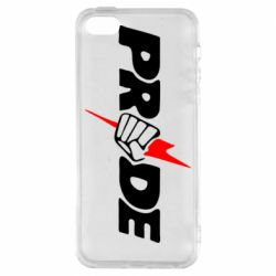 Чехол для iPhone SE Pride