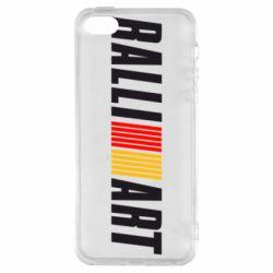 Чехол для iPhone SE Ralli Art Small