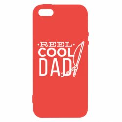 Чохол для iPhone SE Reel cool dad