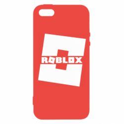 Чохол для iPhone SE Roblox game