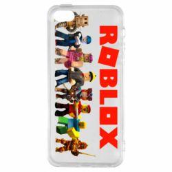Чохол для iPhone SE Roblox team