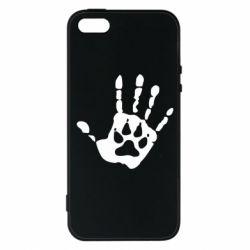 Чохол для iPhone SE Рука вовка