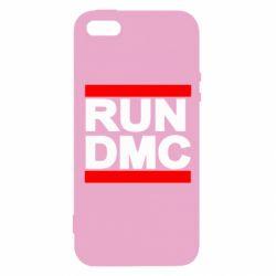Чохол для iPhone SE RUN DMC