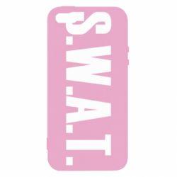 Чехол для iPhone SE S.W.A.T.