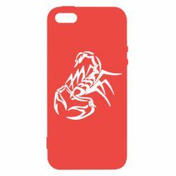 Чохол для iPhone SE 2 скорпіон