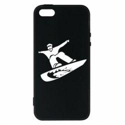 Чохол для iPhone SE Snow Board