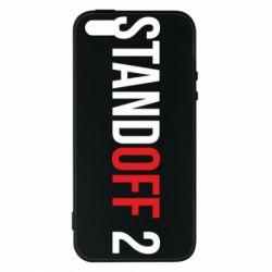 Чохол для iPhone SE Standoff 2 logo