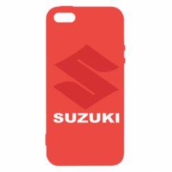 Чехол для iPhone SE Suzuki