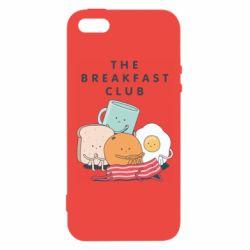 Чохол для iPhone SE The breakfast club