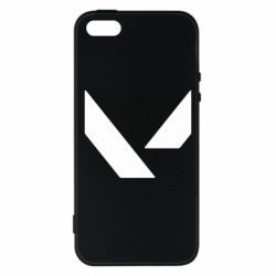 Чохол для iPhone SE Valorant sign