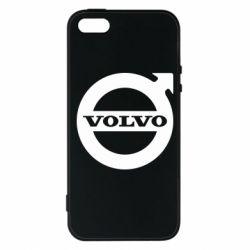 Чехол для iPhone SE Volvo